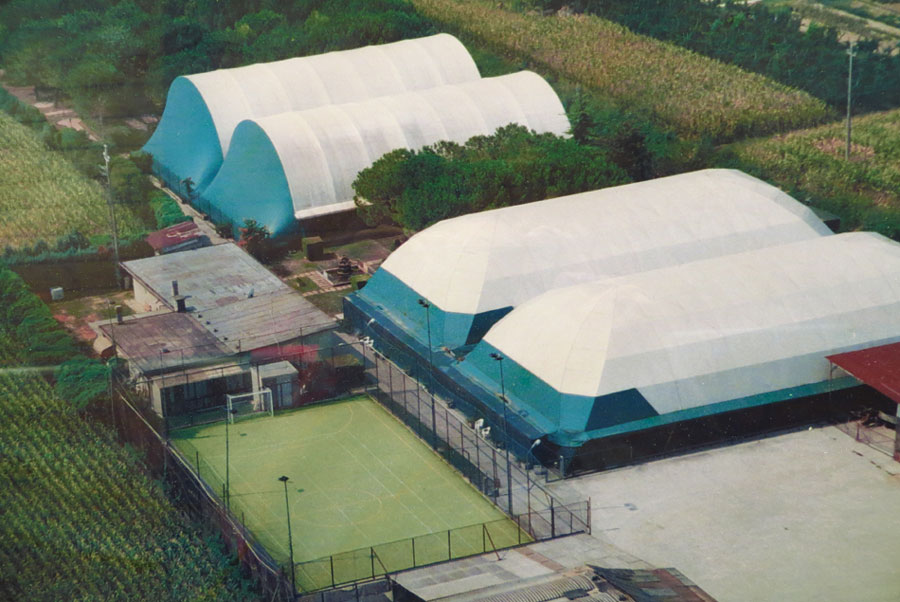 Brenta Sport Club - Vista Aerea
