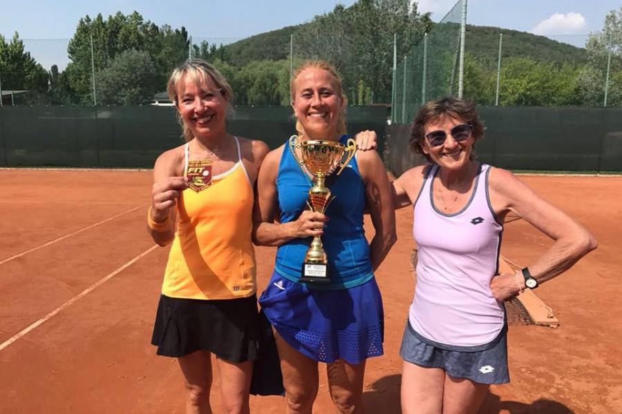 Campionesse regionali Ladies O50!!!!!!