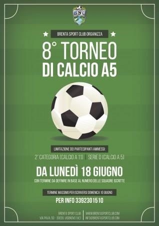 8° Torneo di Calcio a 5