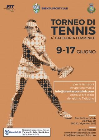 Torneo 4° Categoria Femminile