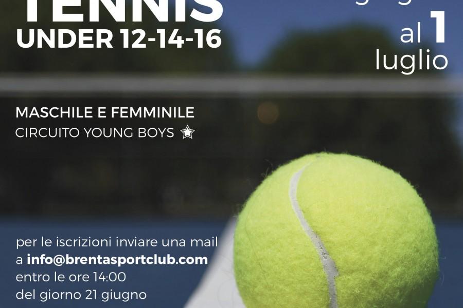 Torneo Under 12/14/16 Maschile – Femminile