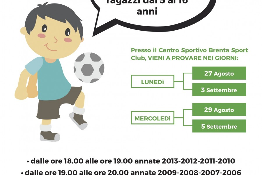 Open Day Calcio a 5
